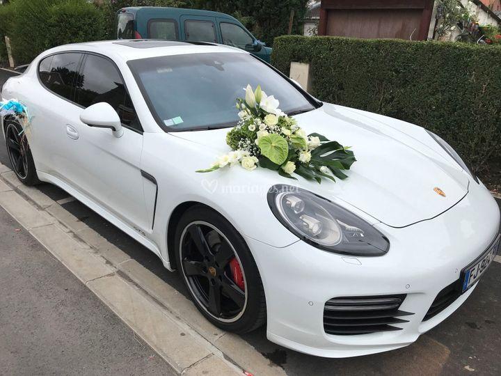Avec de beau bouquets