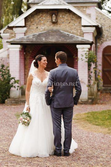 Mariage à Licques