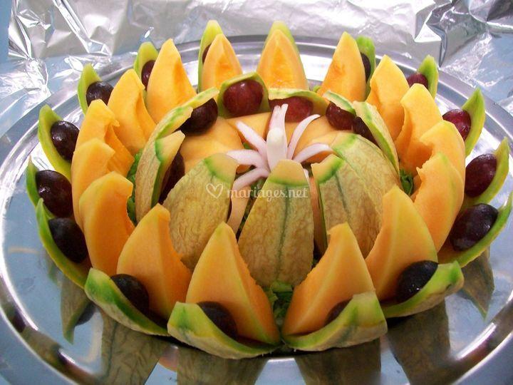 Fleur de melon