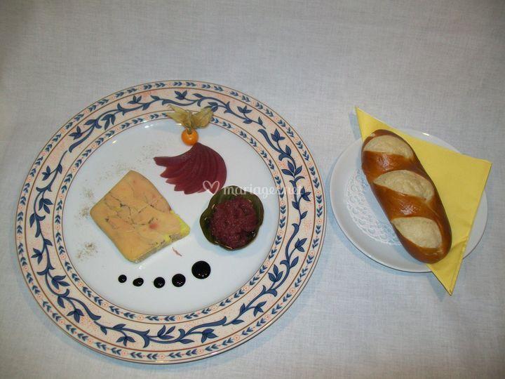 Foie gras maison