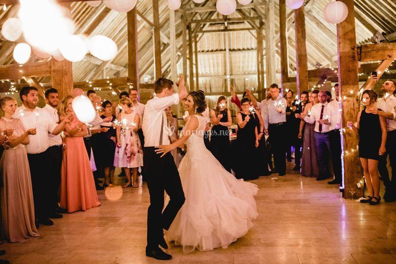 Première danse