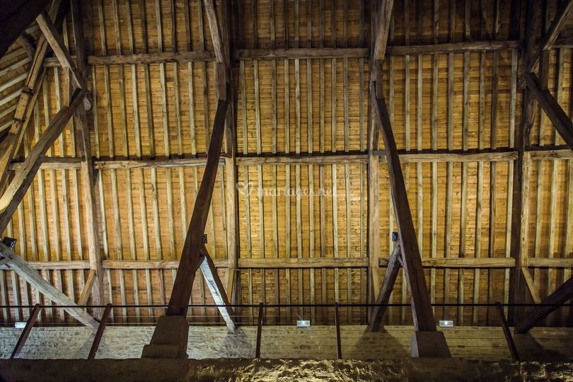 Plafonds charpentes