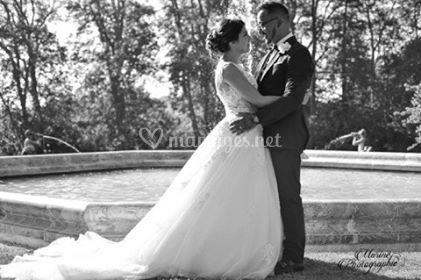 Chignon de mariée, Provence