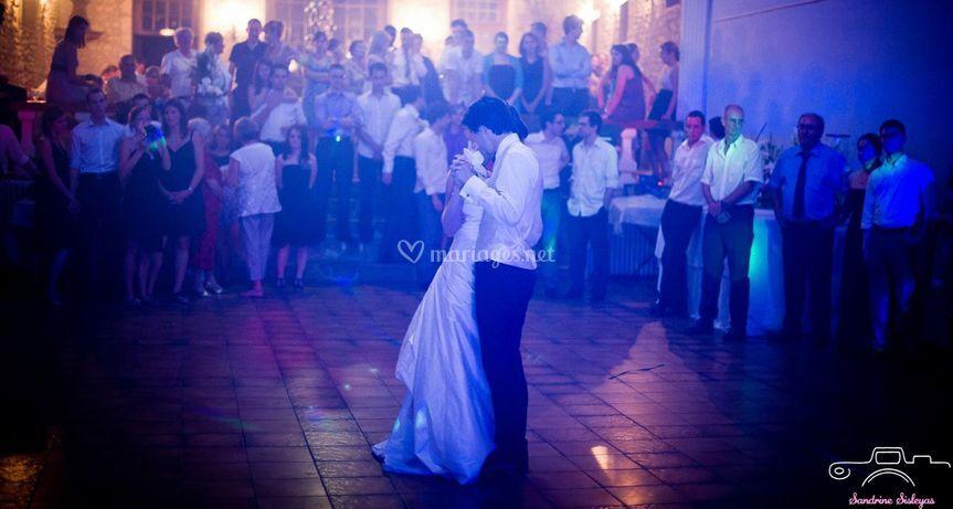 Mariage, ouverture du bal