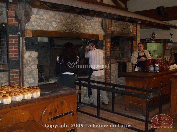 cuisine de la ferme de la ferme de lorris photo 14. Black Bedroom Furniture Sets. Home Design Ideas