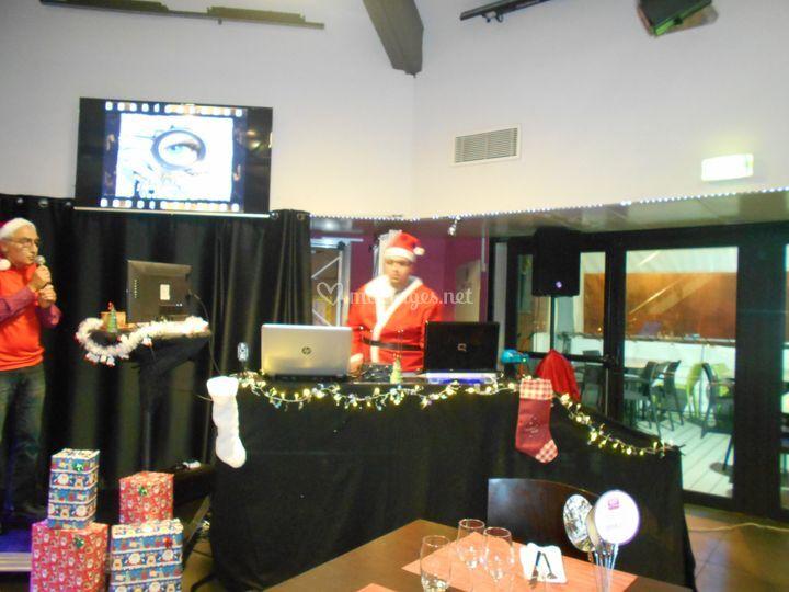 Karaoké pour Noël