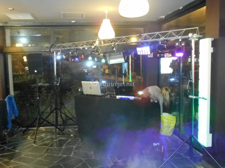 Sonorisation de karaoké