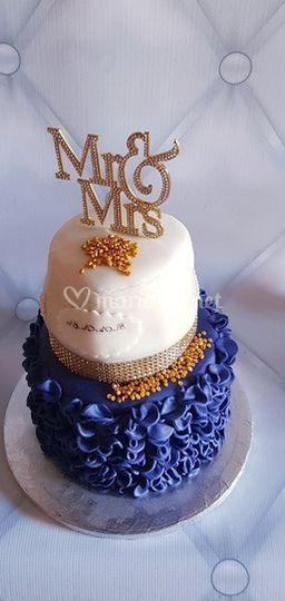 Une oeuvre d'art ou un gâteau?