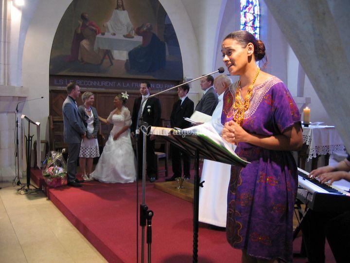 Messe liturgique