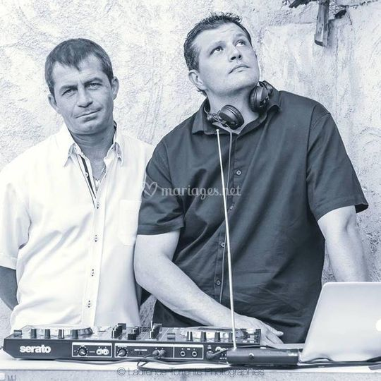 Vos DJ Pascal et vincent