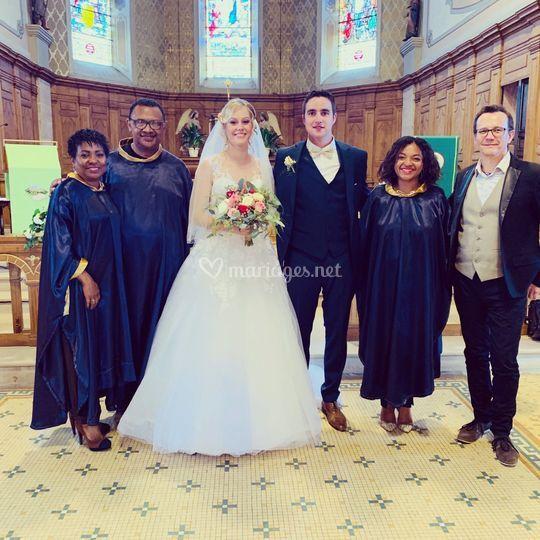 Quartet Gospel Mirasoa&Co
