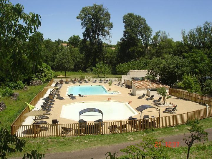 Les piscines