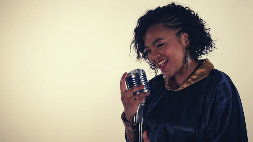 Mirasoa, chanteuse Gospel