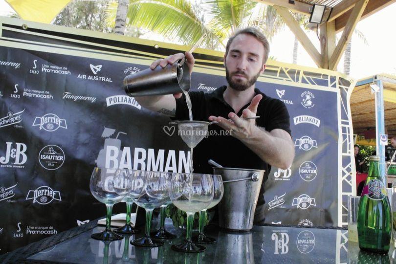 Barman CUP 2015