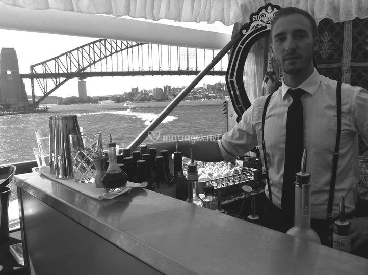 Bartender Germain Sugar & Lemon