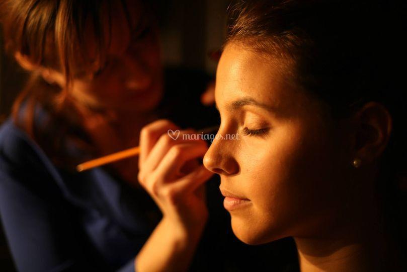 Maquillage jour J