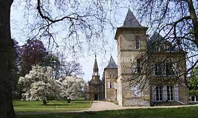 Château sur Château de Preisch