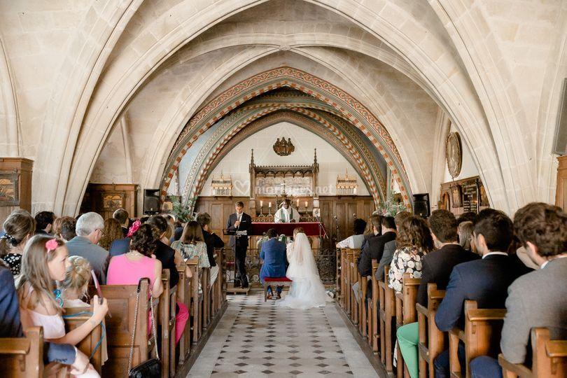 Église paroisse St Sébastien