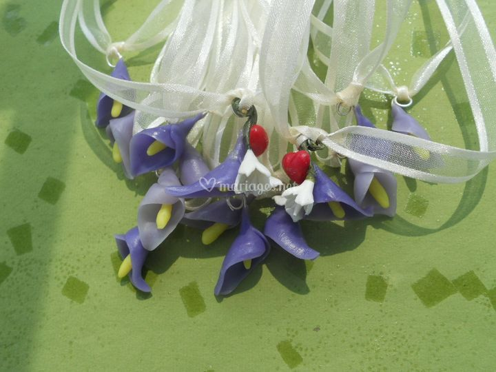 Bijoux de verre déco-cadeau