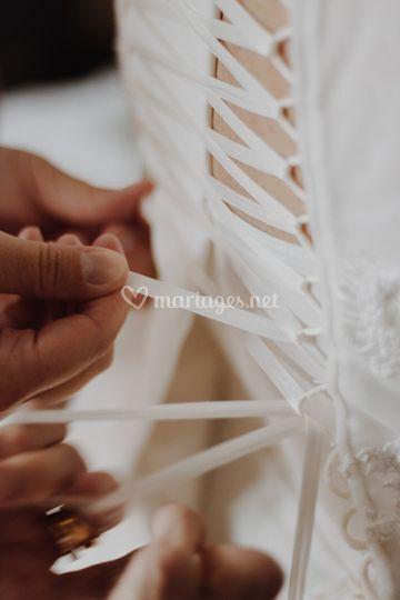 Robe Mariage T&T