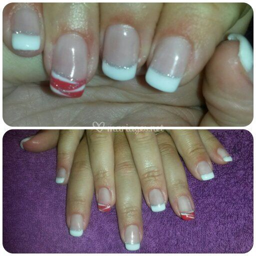 Gel french