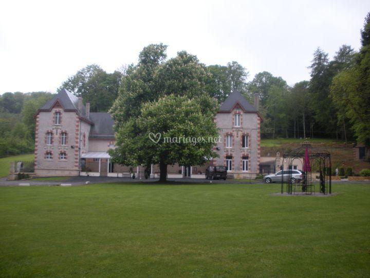 Château du Parivaux