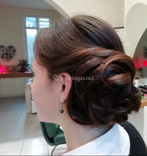 Essai coiffure Lise