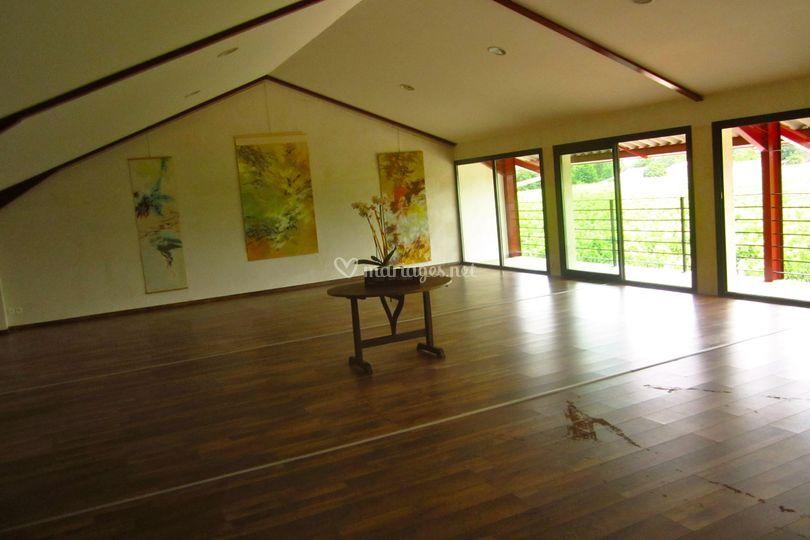 Salle des vignes 110m²