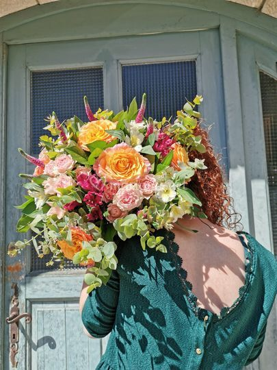 Bouquet cérémonie
