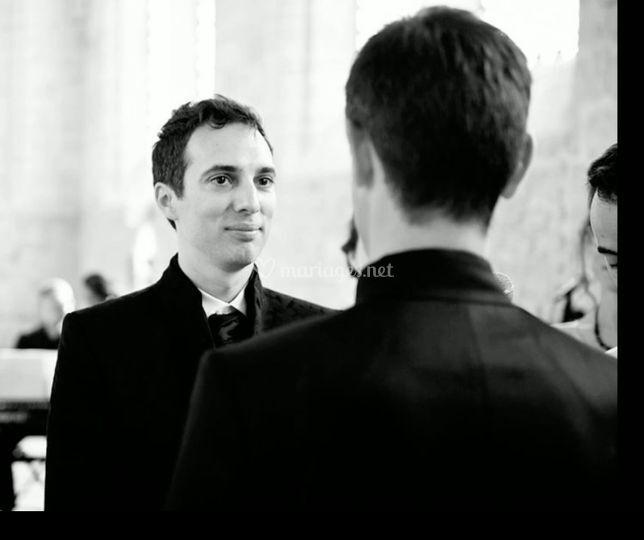Same sex spiritual ceremony