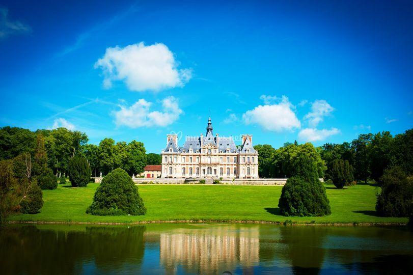 Château de Baronville Sud