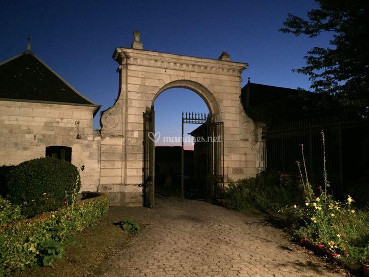 Porte Ouest
