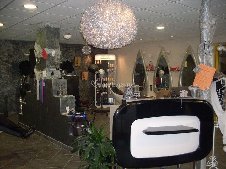 Nattes de arts des sens coiffure photo 2 - Salon de coiffure sens ...
