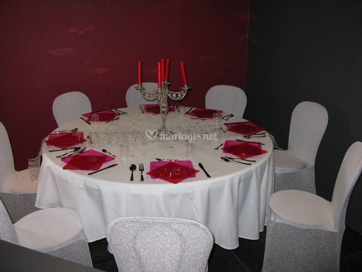 Salle pour votre mariage