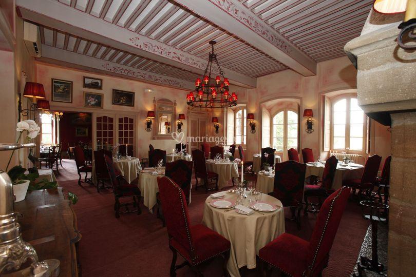 Salle de restaurant Chateau