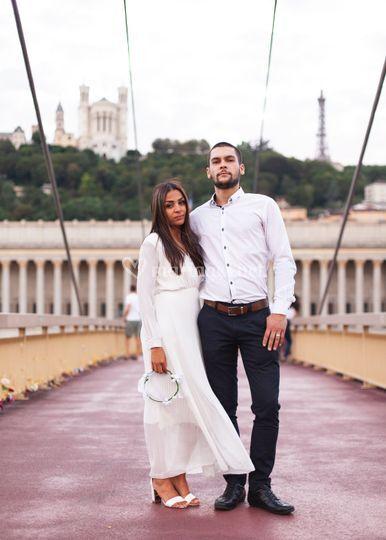 Couple Lyon