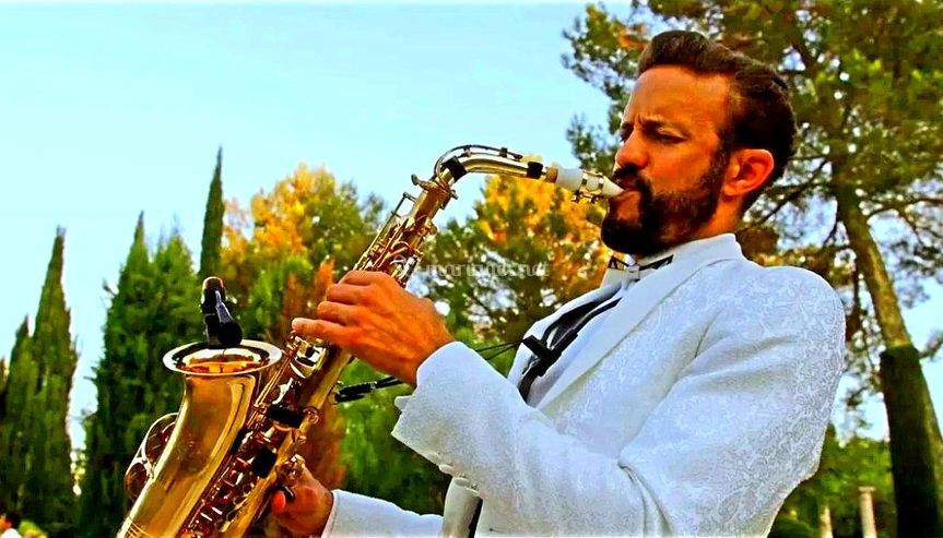 Saxlover - Saxophoniste d'ambiance