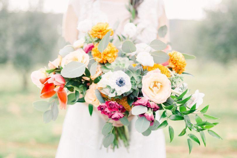 A&A bouquet en Provence