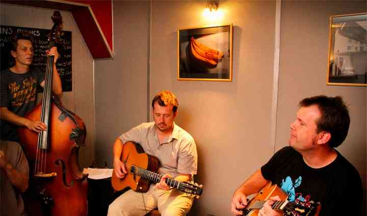 Trio en concert