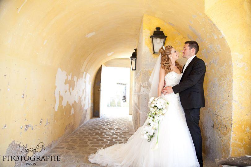 Mariage vaux le vicomte
