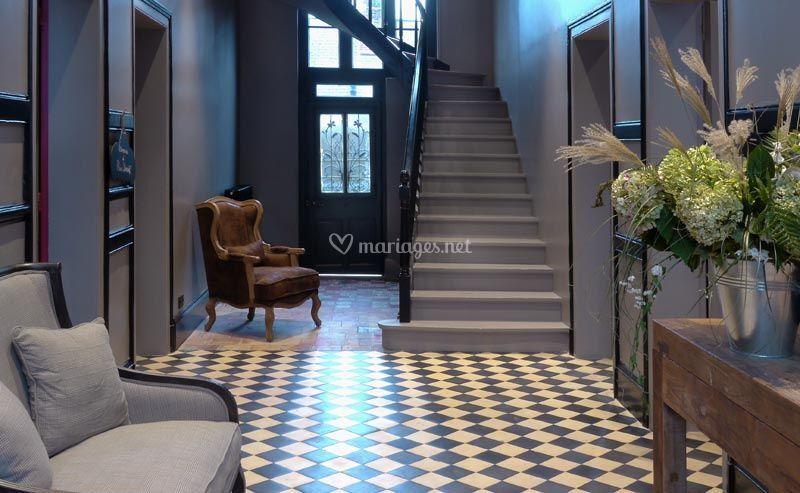 h tel spa restaurant les maisons de l a. Black Bedroom Furniture Sets. Home Design Ideas
