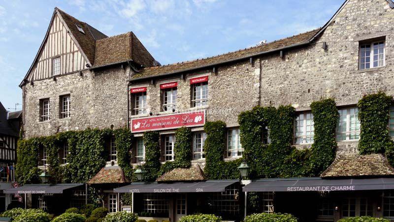 Hôtel - SPA - Restaurant Les Maisons de Léa ****
