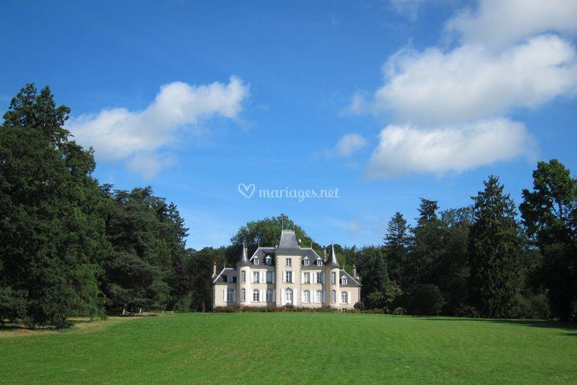 Château de Fontenaille