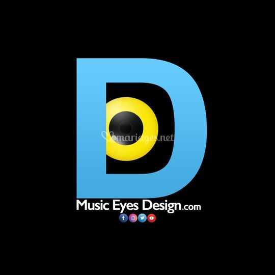 Music Eyes Design