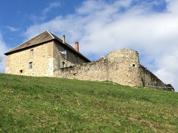 Château datant de 1323