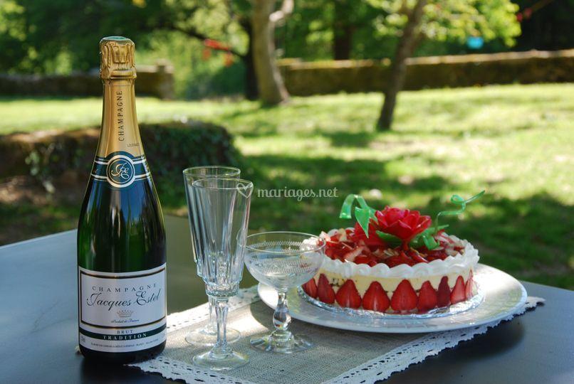 Gâteau du St Jacques