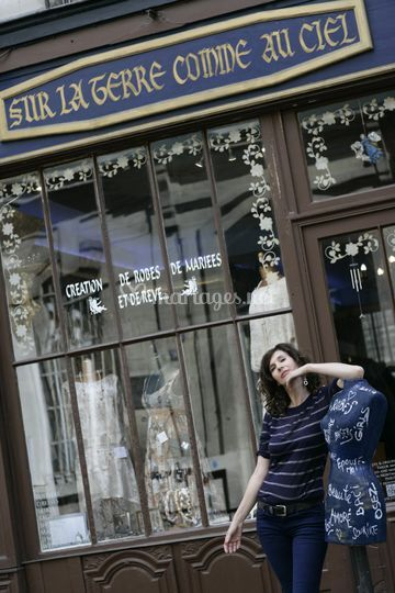 La boutique de Montmartre