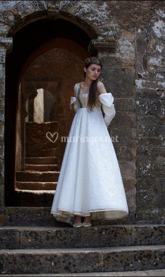 Robe de mariée féérique