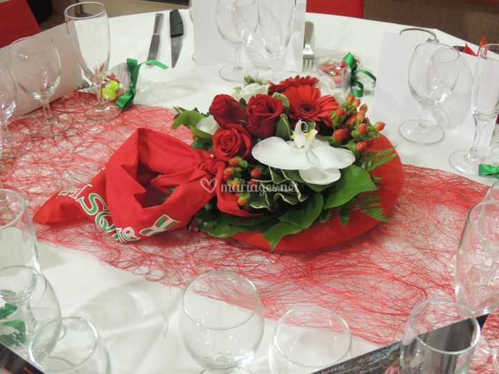 Table Féria