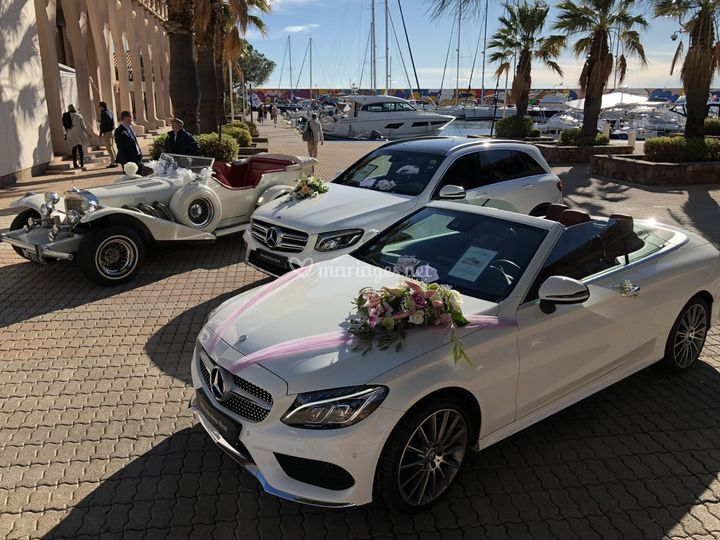 GLC & Classe C Cabriolet
